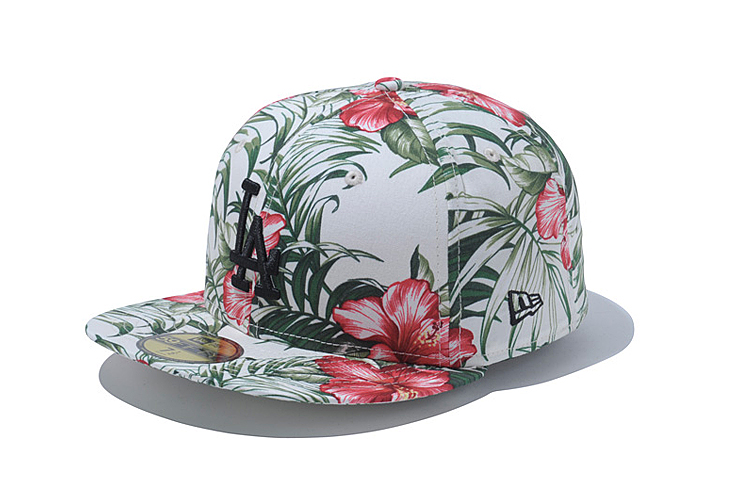 new era japan 2014 spring summer aloha collection