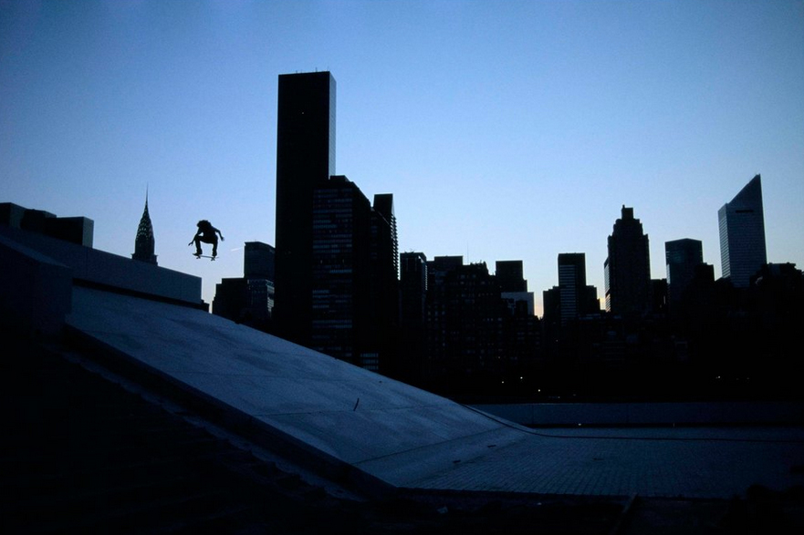 The New York Times Highlights New York Skate Photographer Allen Ying