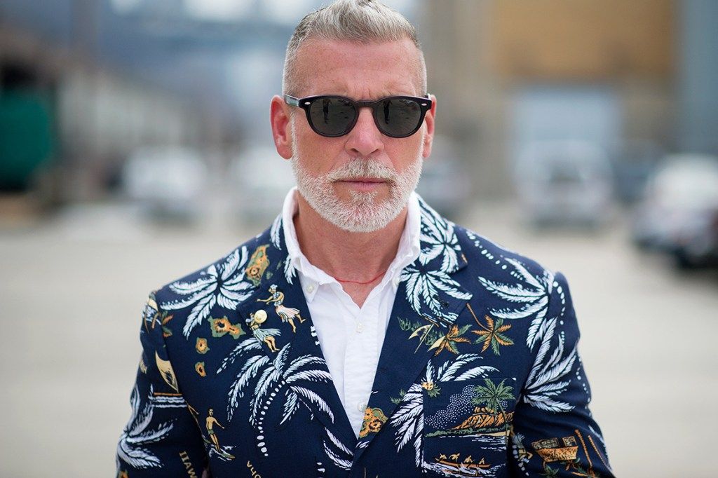 Nick Wooster Signs On to Sam Ben-Avraham's Retailer, Atrium