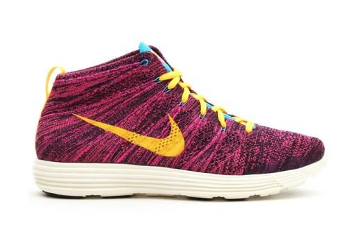 Nike 2013 Fall Lunar Flyknit Chukka