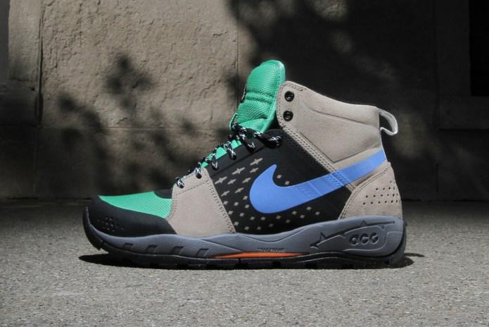 Nike ACG Alder Mid Khaki/Gamma Green-Black-Distance Blue