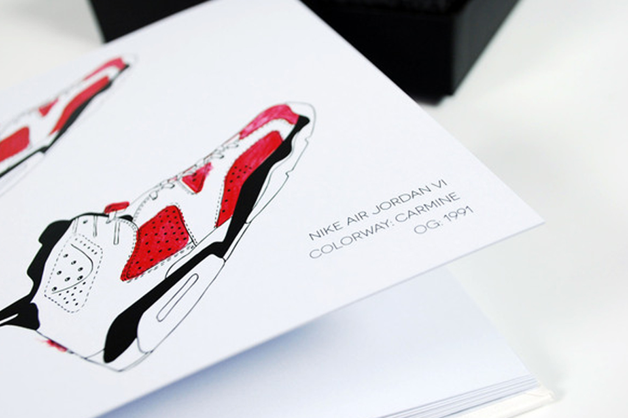 nike air jordan counting book