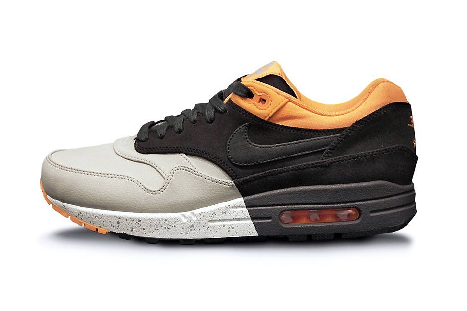 nike air max 1 prm pale grey dark charcoal hypebeast. Black Bedroom Furniture Sets. Home Design Ideas