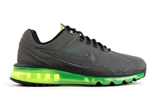 """Nike Air Max 2013 Leather """"Volt"""""""