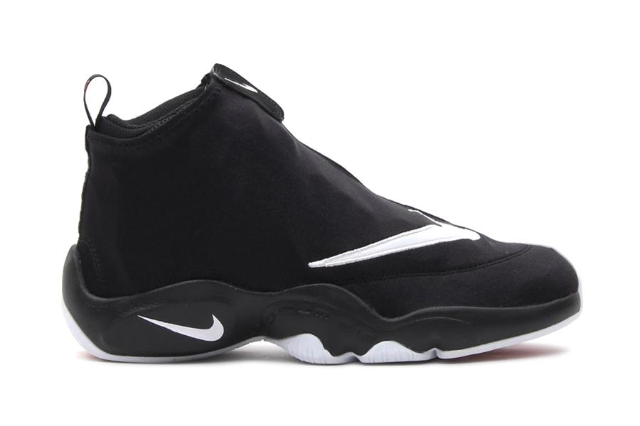 "Nike Air Zoom Flight ""The Glove"" Black/White University Red"