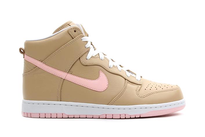 """Nike Dunk High Premium SP """"Linen"""""""
