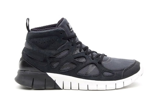 Nike Free Run+ 2 Mid Black/Summit White