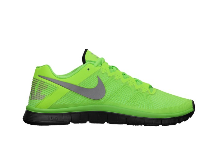 Nike Free Trainer 3.0 Flash Lime/Reflective Silver/Black