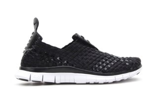 Nike Free Woven 4.0 atmos Exclusive Black/Black-Orange Blaze