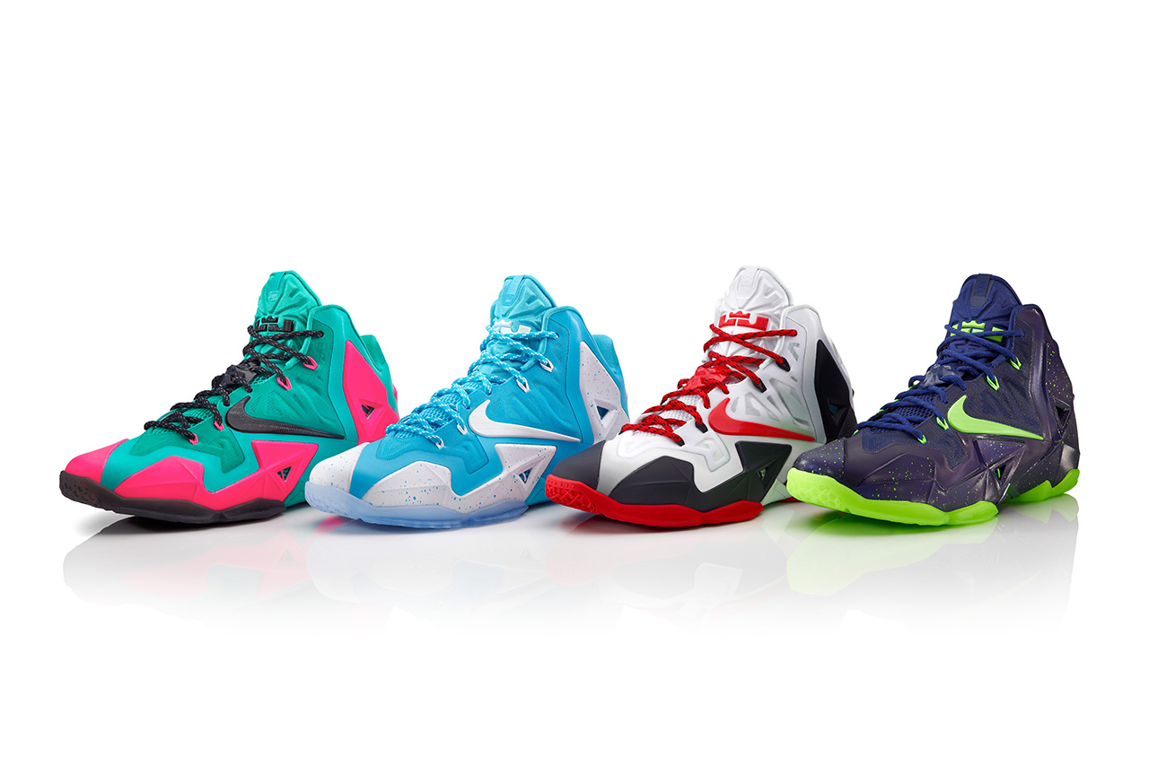 Nike LeBron 11 iD