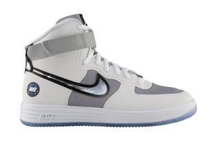 Nike Lunar Force 1 High WOW QS White/Metallic Silver