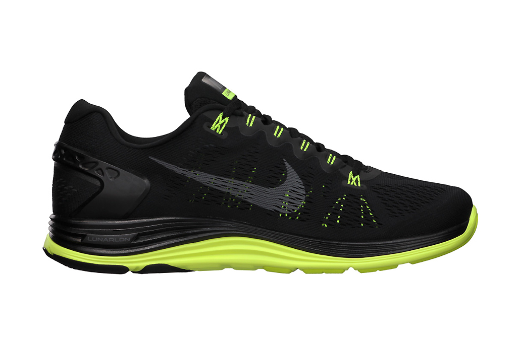 """Nike LunarGlide+ 5 """"BLK"""" Pack"""