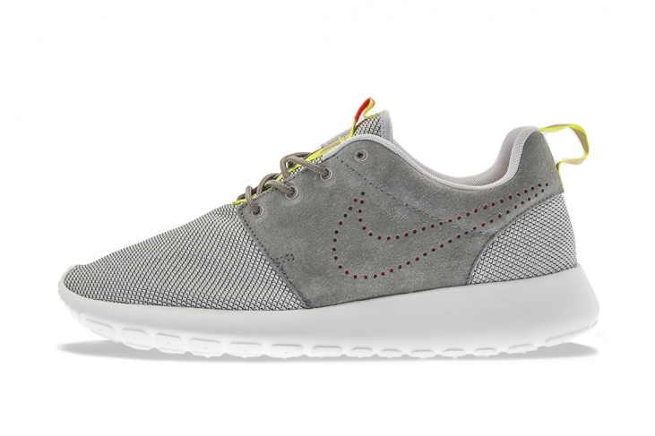 Nike Roshe Run Dusty Grey/Dark Pewter