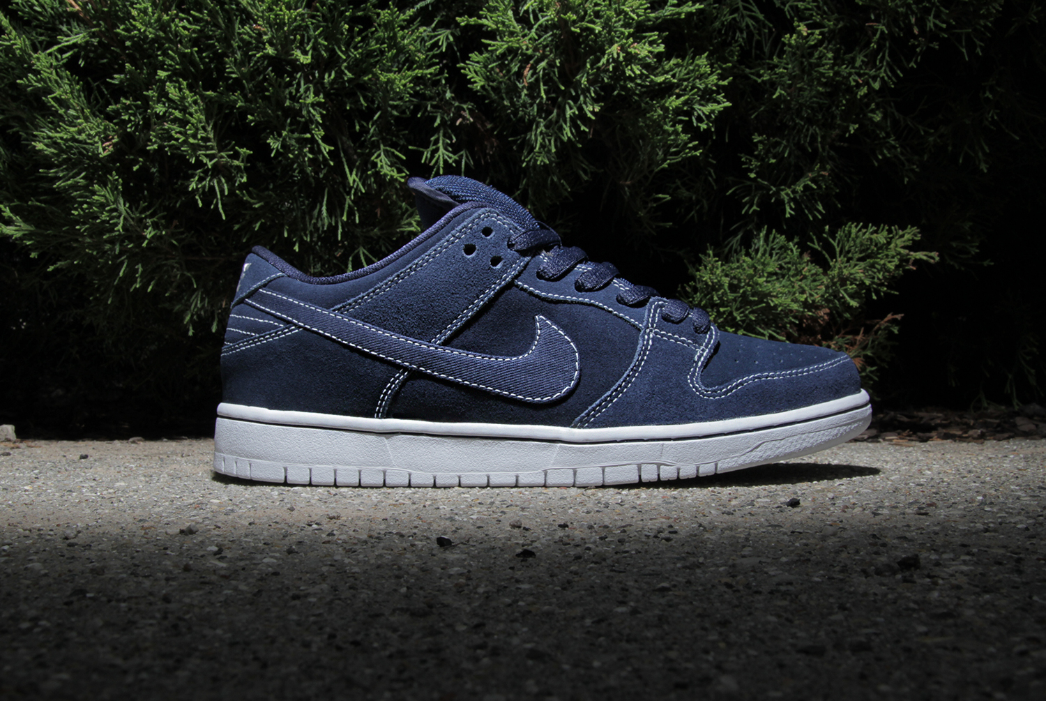 "Nike SB Dunk Low Pro ""Midnight Navy"""