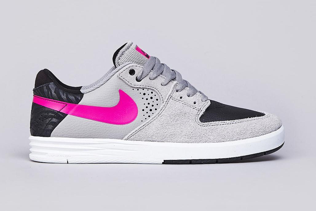 "Nike SB Paul Rodriguez 7 ""Pink Foil"""