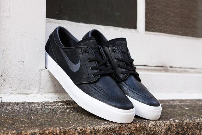 Nike SB Zoom Stefan Janoski L Black/Anthracite