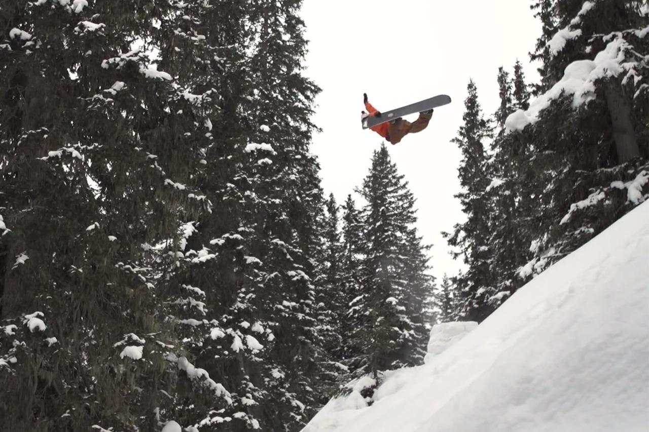 """Nike Snowboarding Presents """"AK to Austria"""""""