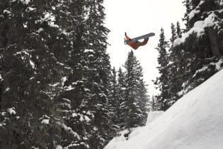 "Nike Snowboarding Presents ""AK to Austria"""