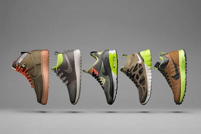 "Nike Sportswear 2013 Fall/Winter ""SneakerBoot"" Collection"
