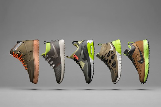 "Nike Sportswear 2013 Fall/Winter ""SneakerBoot"" Collection"