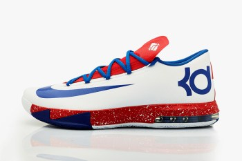 "NIKEiD KD VI ""Paris Tribute"""