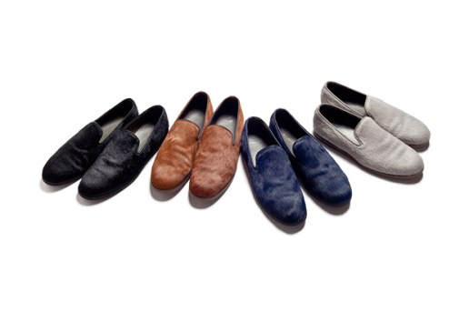 nonnative x REGAL DWELLER OPERA SHOES