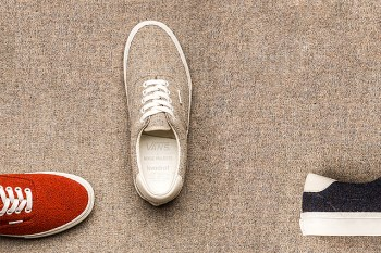 "Norse Projects x Vans 2013 Fall Era ""Kvadrat"" Pack Preview"