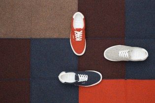 "Norse x Vault by Vans x Kvadrat x Poul Kjærholm ""stoflighed"" Collection"