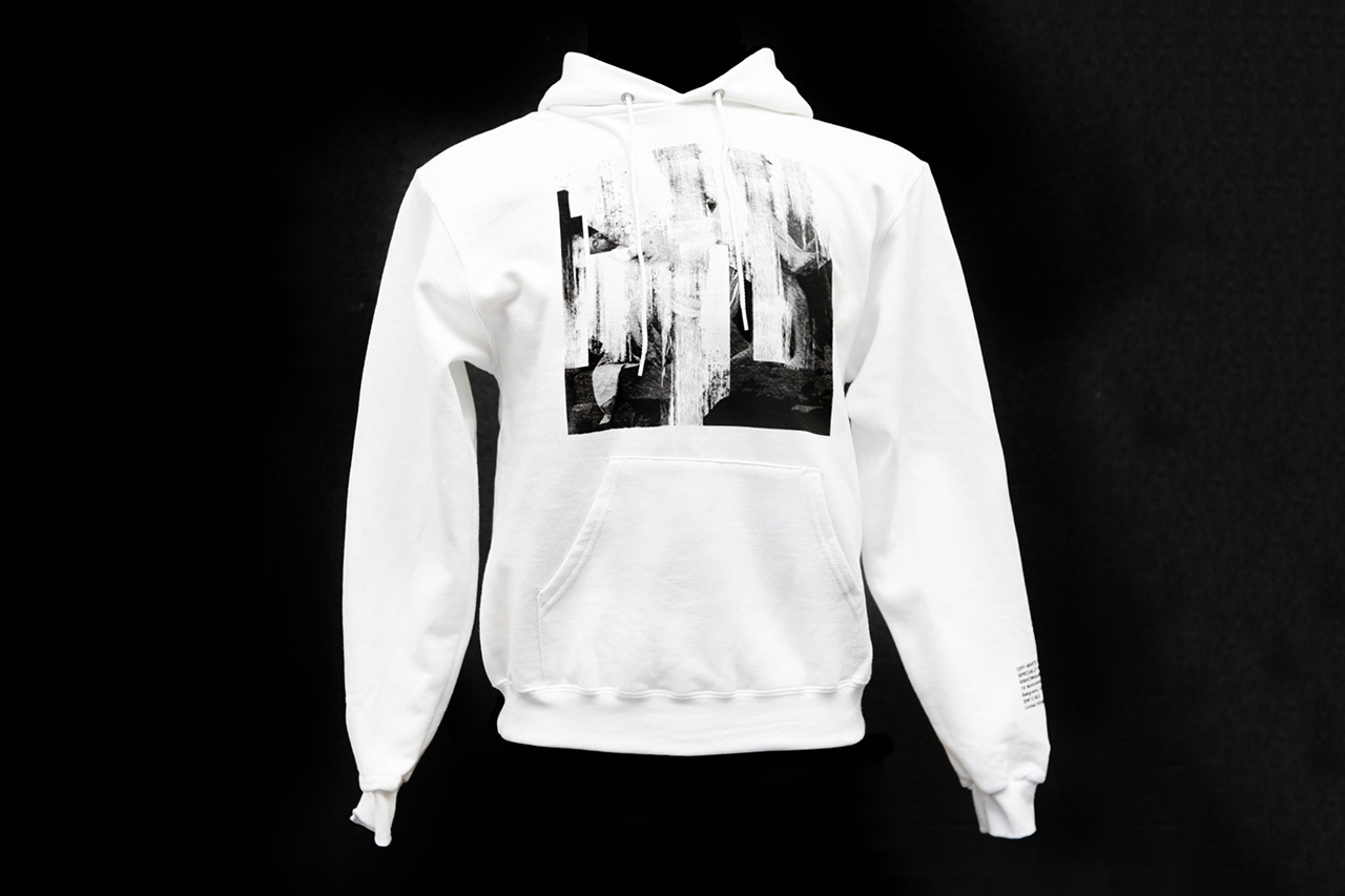 "OFF-WHITE c/o VIRGIL ABLOH x SHOWstudio ""Religion"" Hoodie"