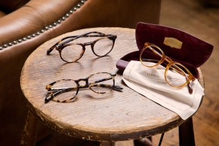 "Oliver Peoples Vintage 2013 Fall ""Sir"" Series"