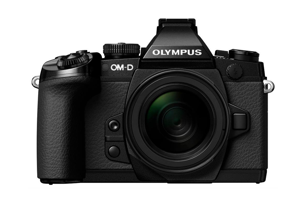 olympus om d e m1 camera