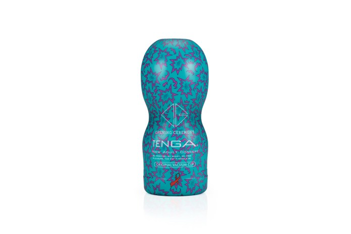 Opening Ceremony x Tenga for OC BTW*