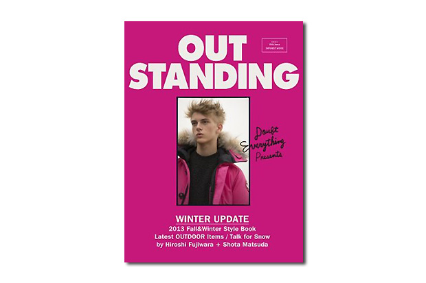 OUTSTANDING Magazine Issue #5