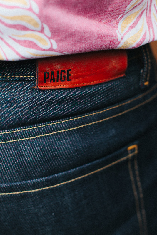 Paige Denim Presents Denimhunters