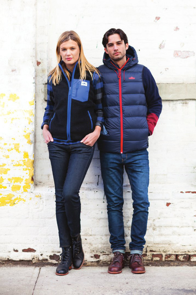 Penfield 2013 Fall/Winter Lookbook