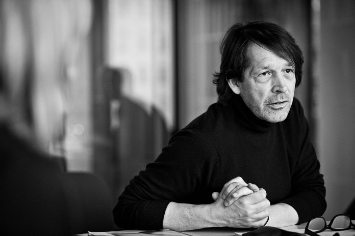 Peter Saville to Design Identity for Kanye West