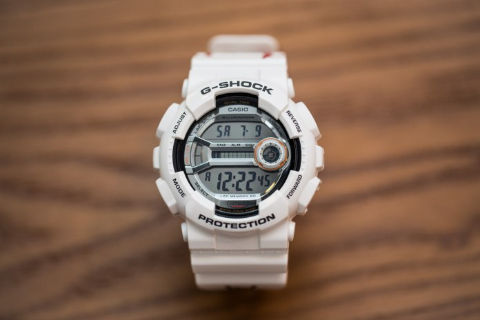 PHANTACi x WHIZ LIMITED x Casio G-Shock GD-110