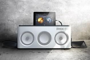 Philips M1X-DJ iPad Dock and Mixing Deck