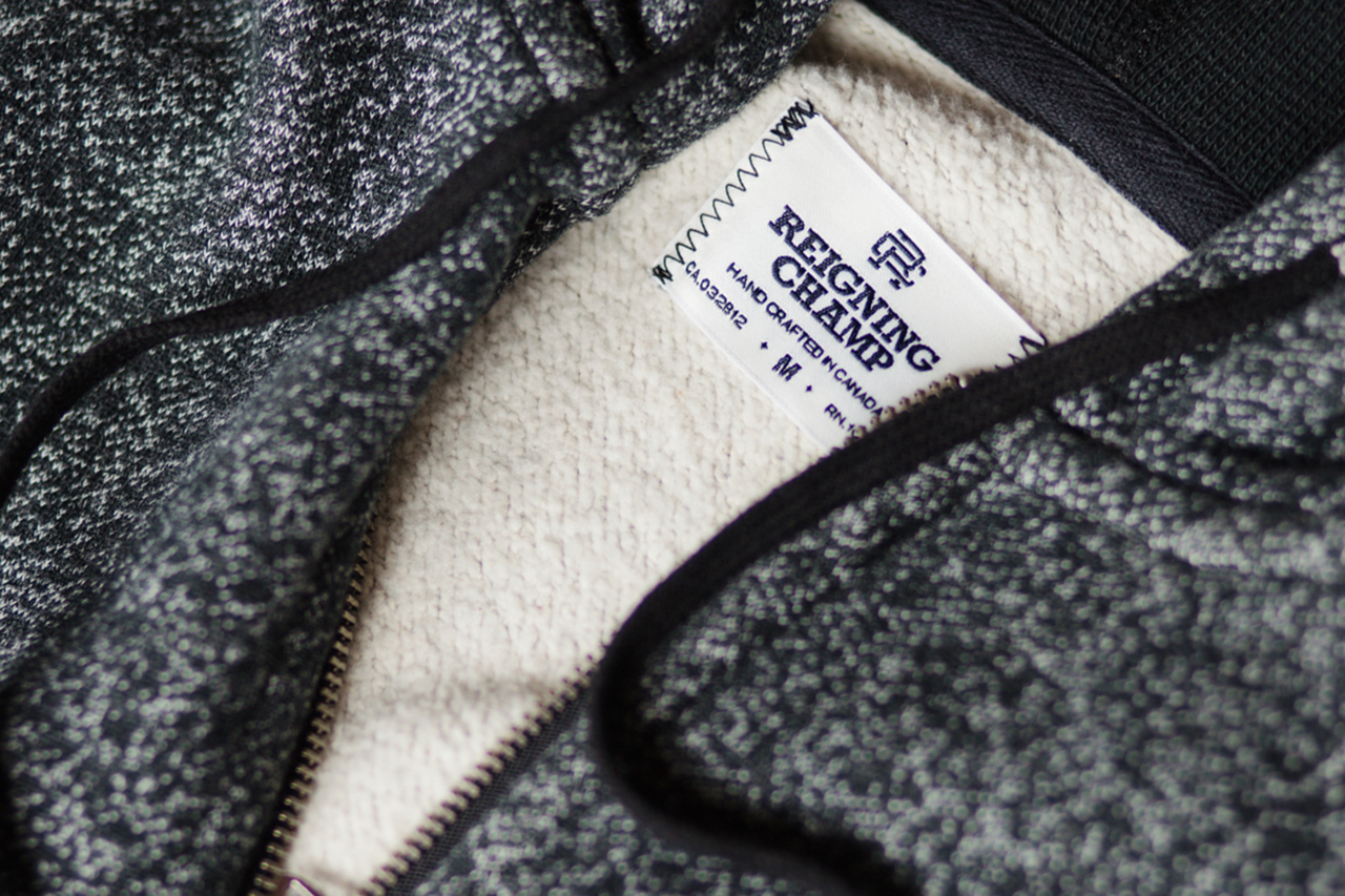 process sampling production with reigning champ
