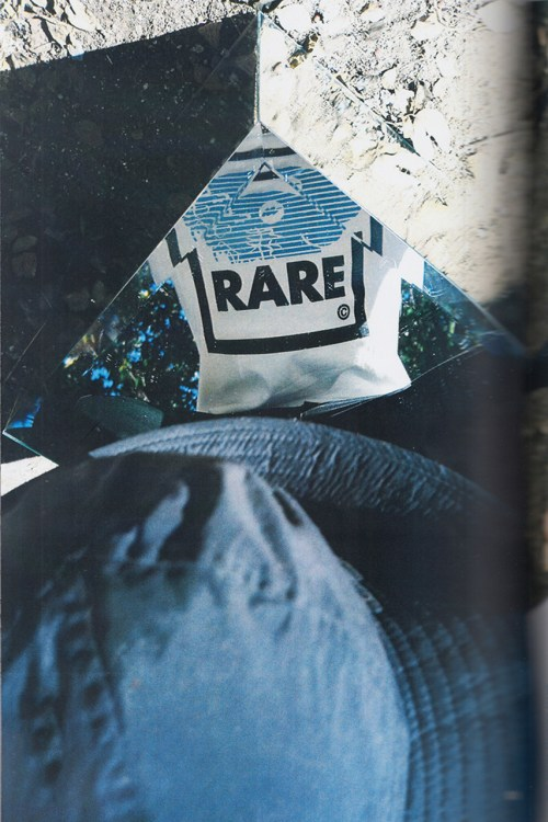 Rare Panther© ACT 000 Lookbook
