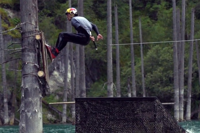 Red Bull: Creating the Ultimate Wakeboarding Eco-Park