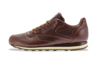 Reebok 2013 Fall/Winter Classic Leather Lux Horween