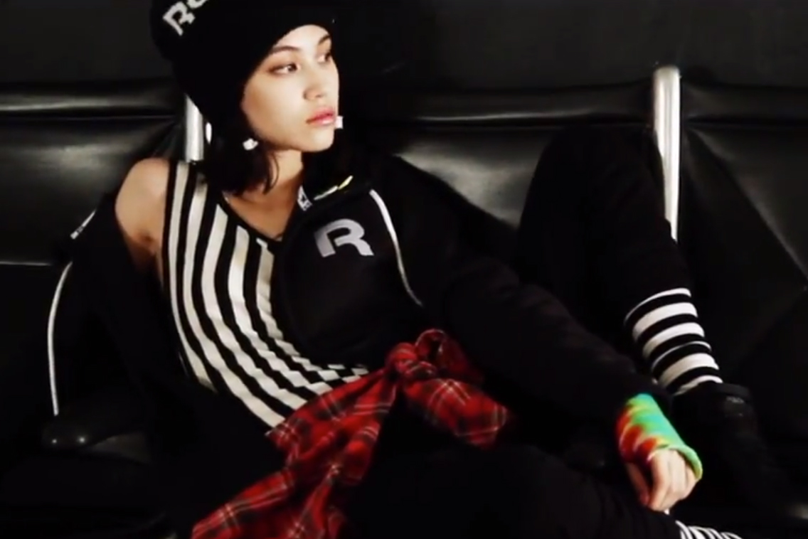 Reebok Classic 2013 Fall Video featuring Kiko Mizuhara
