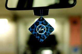 retaW × fragment design Fragrance Car Tag