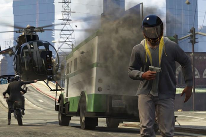 Rockstar Games Outlines GTA V's Online Gameplay
