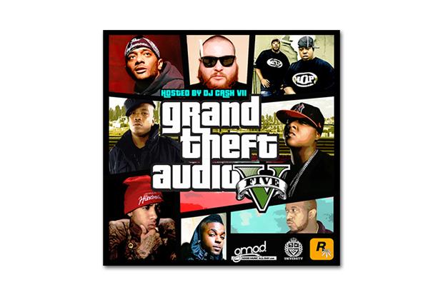 Rockstar Games Presents 'Grand Theft Audio V' Mixtape