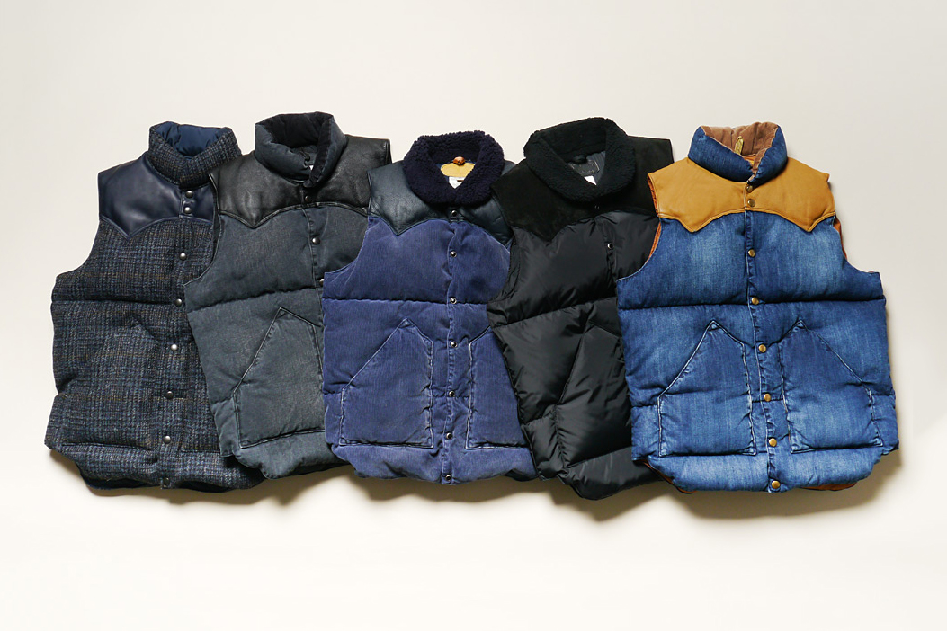 Rocky Mountain Featherbed 2013 Fall/Winter Vests