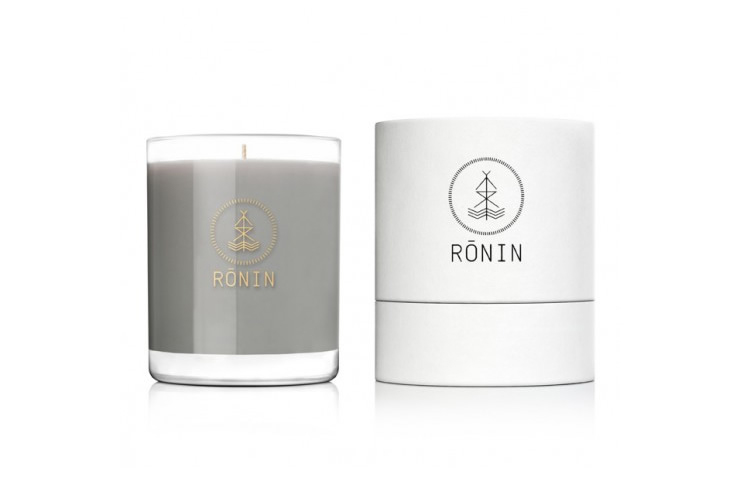 Ronin x Baxter of California Cask Candle