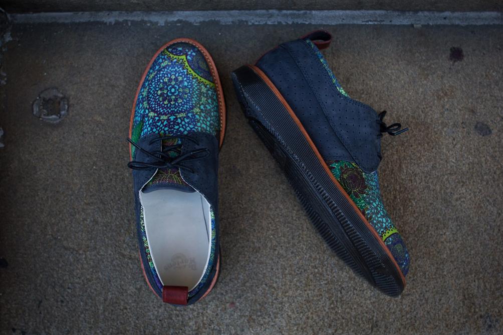 Ronnie Fieg for Dr. Martens 2013 Fall Eldridge Shoes