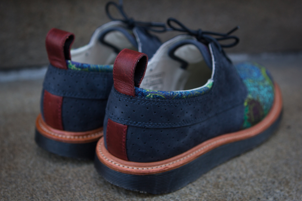 Ronnie Fieg for Dr. Martens 2013 Fall Eldridge Shoes